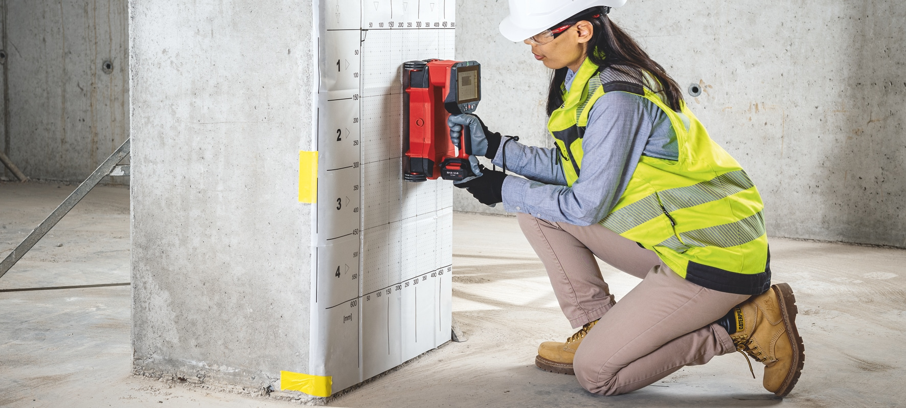 Hilti detection systems