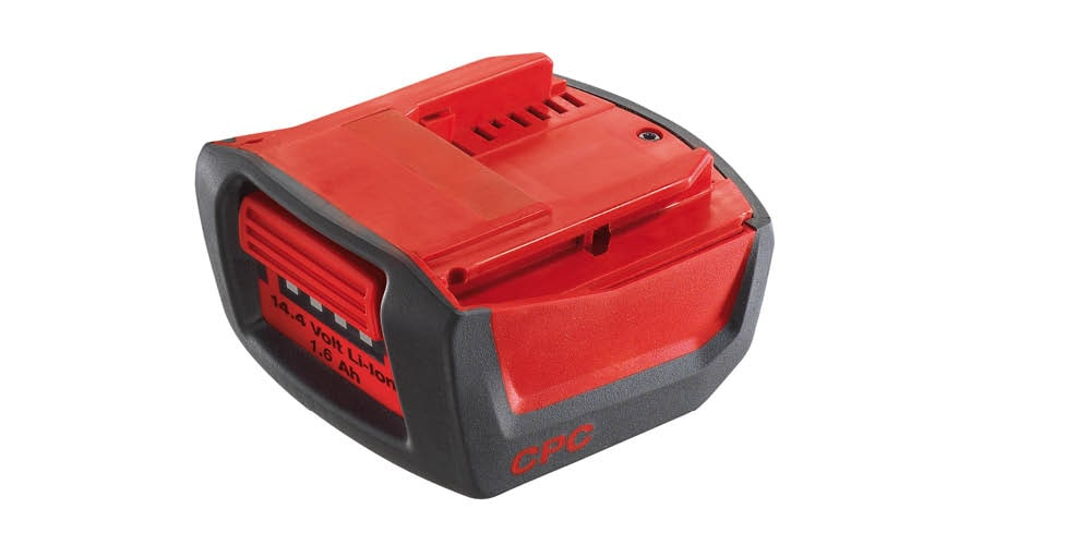 Hilti Battery pack B 14/1.6 Li-Ion for 14 volt cordless tools