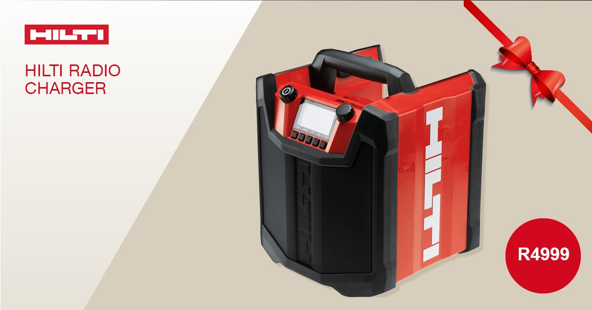 Hilti Radio-Charger RC 4/36-DAB