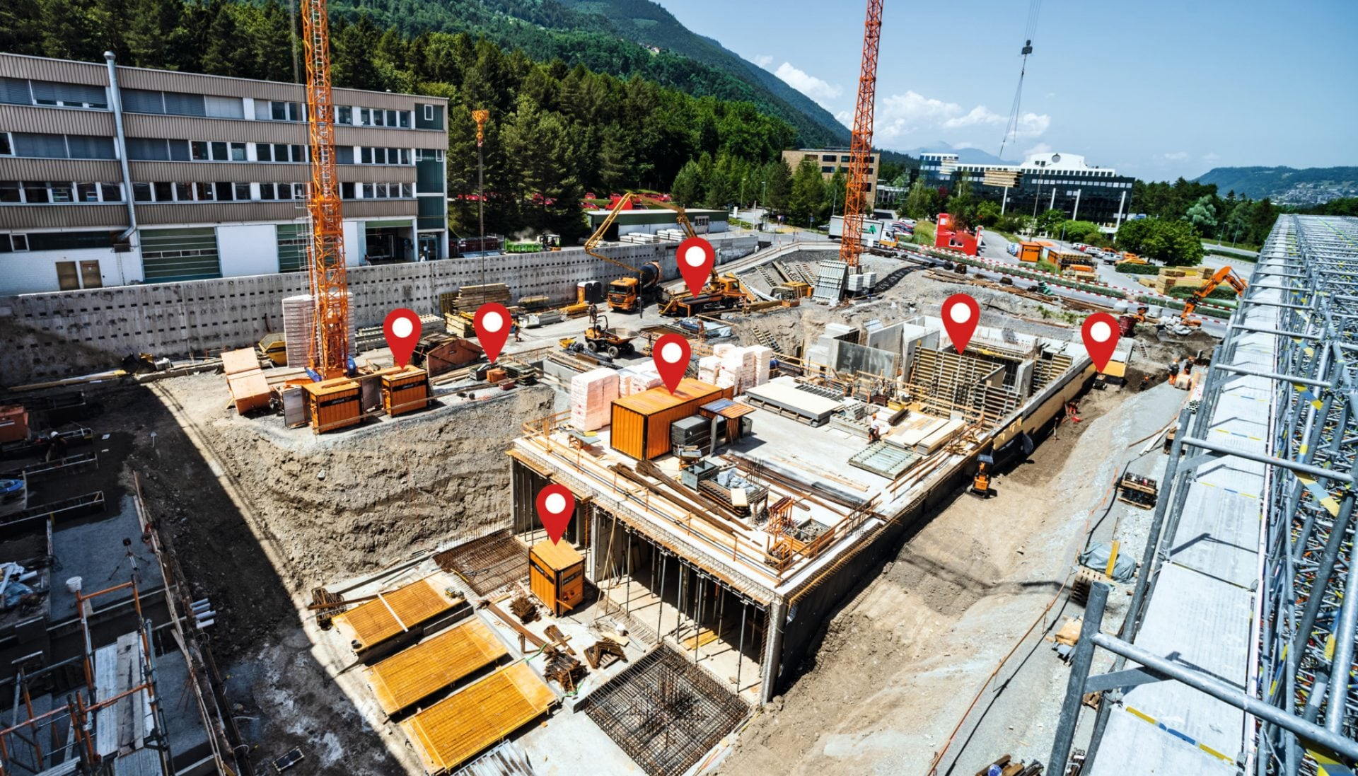 Asset Management for the construction industry