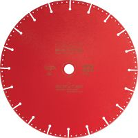 SPX Metal Cutting Ultimate diamond blade for superior cutting performance in metal and other base materials