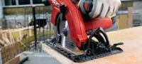 SC 70W-A22 22V cordless circular saw for cutting thicknesses up to 70 mm Applications 3