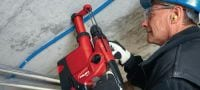 TE 7 Compact and lightweight D-grip SDS Plus (TE-C) rotary hammer Applications 1