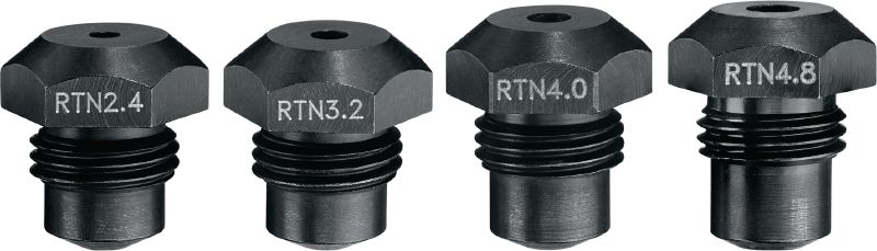 Mouthpiece RTN set