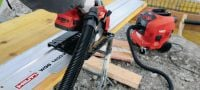 SC 70W-A22 22V cordless circular saw for cutting thicknesses up to 70 mm Applications 1