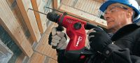TE 7 Compact and lightweight D-grip SDS Plus (TE-C) rotary hammer Applications 3